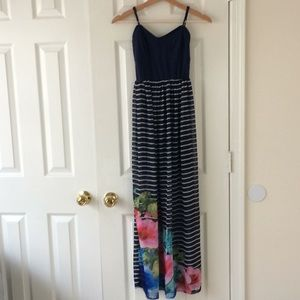 Aeropostale Maxi Dress size XS